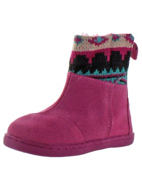 34058e6ae657 Product Image Nepal Girls Toddler Faux Shearling Winter Boots Booties