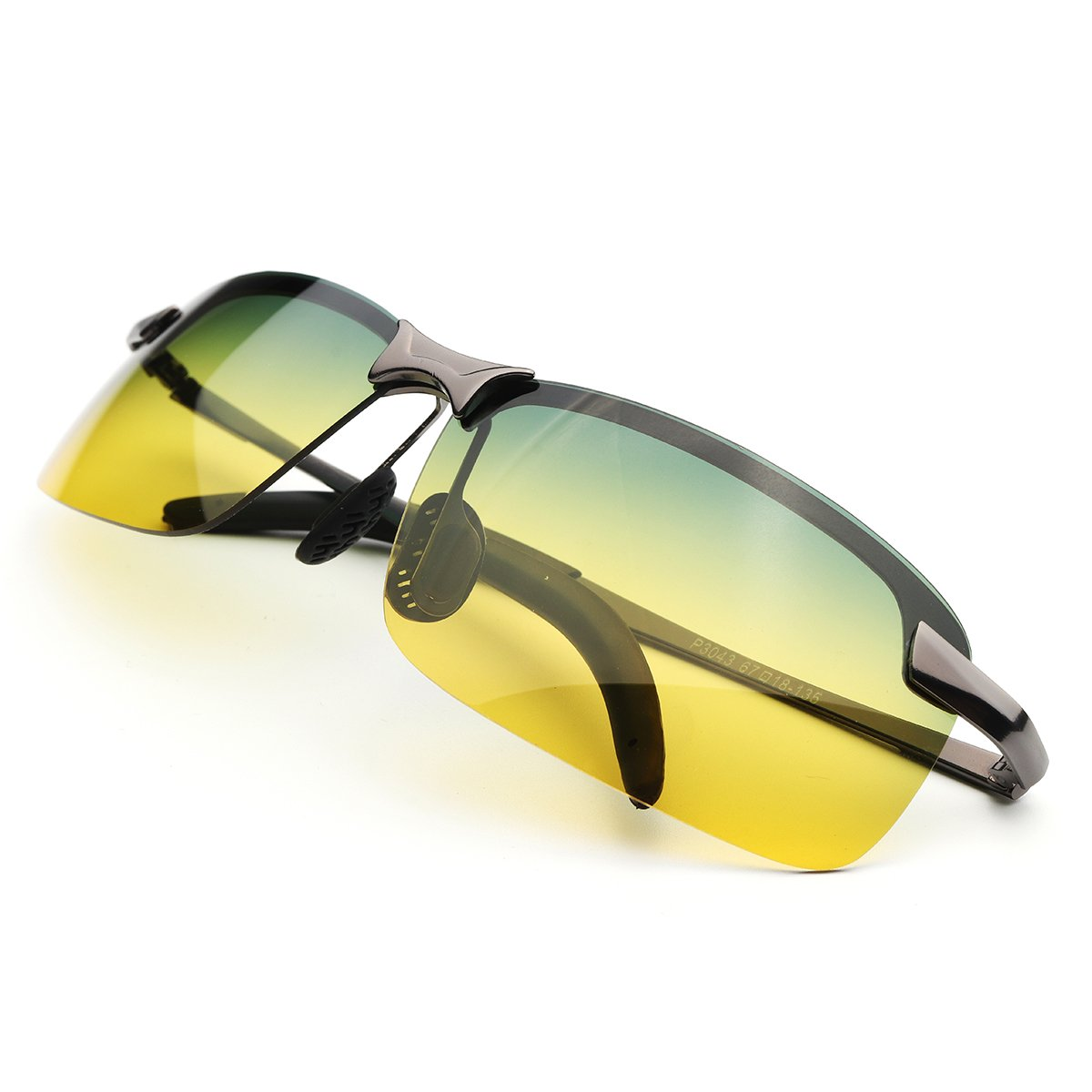 8155dde635 Polarized Night Vision Driving Glasses Eyeglasses Sunglasses Anti-Glare  Sport Outdoor Driving Glasses Riding Goggle UV Protection