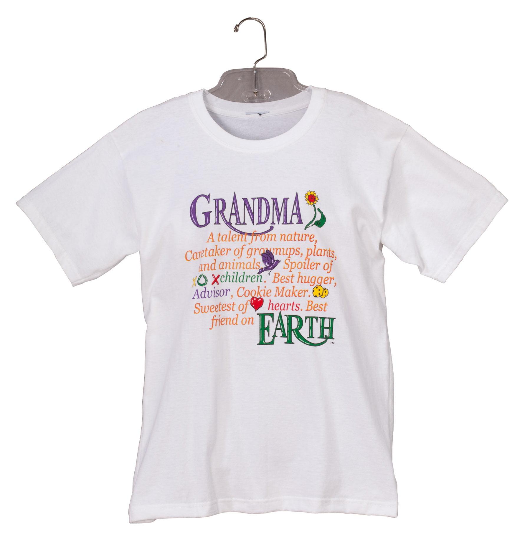 98a38c03 Fox Valley Traders - Grandma T-Shirt - Walmart.com