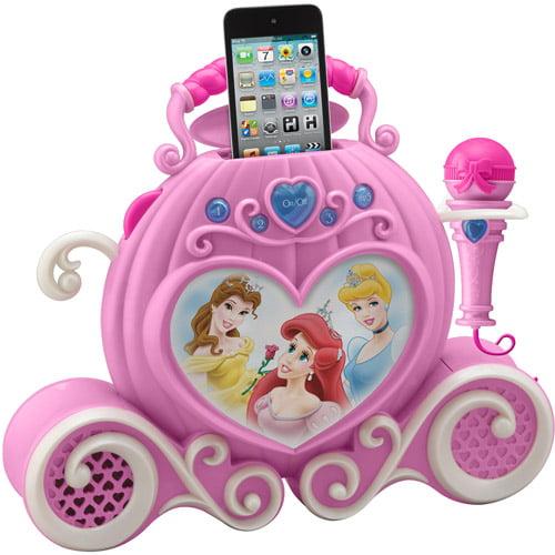 Disney Princess Enchanting Sing-Along MP3 Boombox