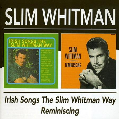 Irish Songs The Whitman Way/Reminiscing