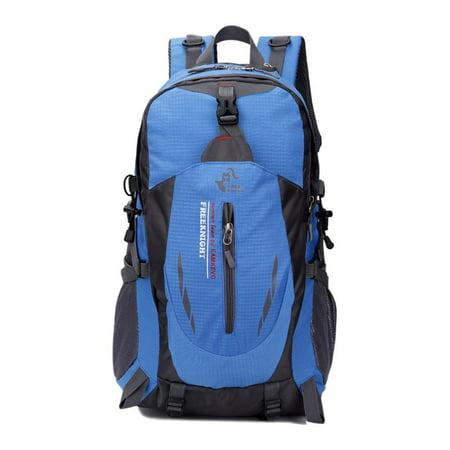 Continental Rucksack (Ktaxon Free Knight 8607 35L Women Men Waterproof Travel Luggage Camping Sports Hiking Daypack, Outdoor Canvas Rucksack Backpack Durable Lightweight Shoulder Bag )
