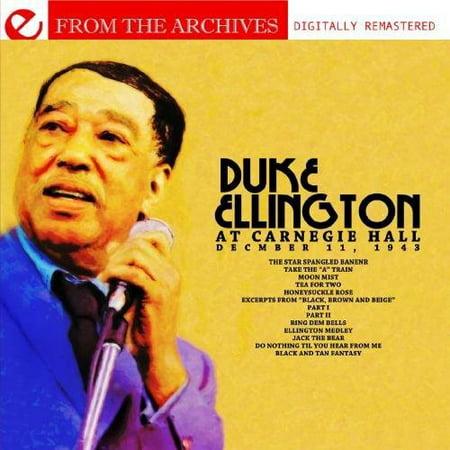 Duke Ellington Carnegie Hall December 11, 1943 (CD) Duke Ellington Prelude To A Kiss