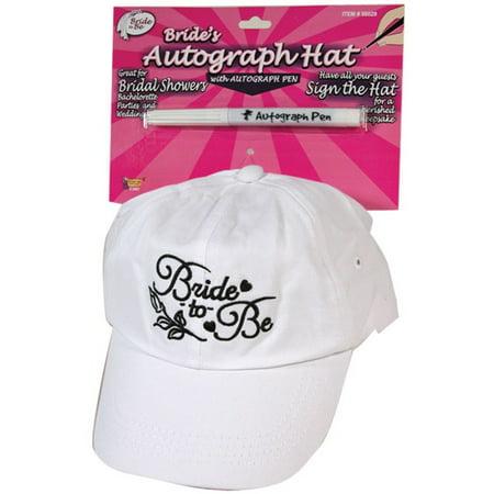 Bachelorette Outta Control Autograph Hat with Pen