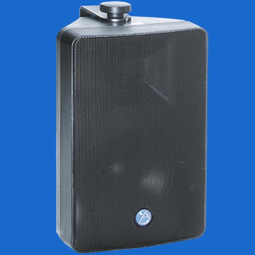 Atlas Sound Strategy Sm52t 100 W Rms Indoor/outdoor Speaker - 2-way - Black - 85 Hz To 20 Khz - Surface Mount (sm52t-b)