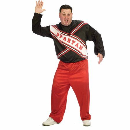 SNL Spartan Cheerleader Men's Adult Halloween Costume