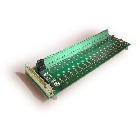 Rack Channel Eq Module - Opto 22 G4PB16 G4 16 Channel I/O Module Rack, 50 Conductor