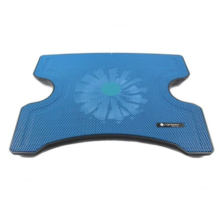 - SANOXY Laptop Cooler Cooling Pad for 11-14 Inch Notebook, Blue