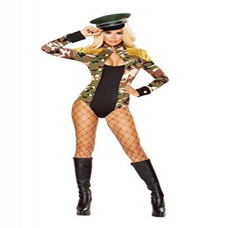 1pc Army Girl](Halloween Army Girl)