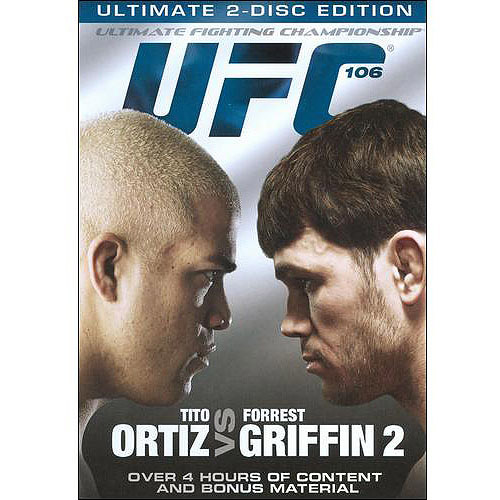 UFC 106: Ortiz Vs. Griffin 2 (2-Disc Ultimate Edition) (Widescreen)
