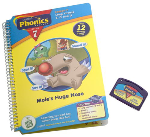 LeapFrog LeapPad Phonics Lesson 7: Mole's Huge Nose by LeapFrog