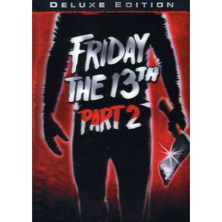 Friday the 13th PT. 2 (DVD)](Friday The 13th Movies In Order)