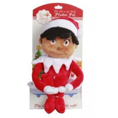 The Elf on the shelf Girl Plushee Pal - Dark](Elf On The Shelf Girls)
