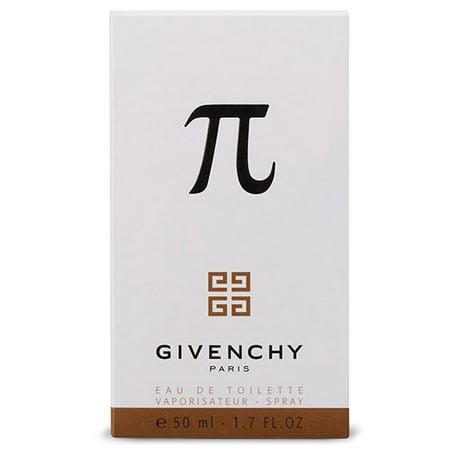 Givenchy PI Eau De Toilette 1.7oz Spray for (Givenchi For Men)