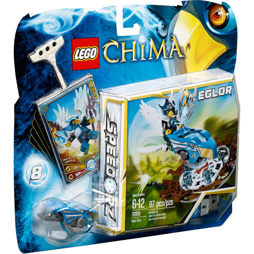 LEGO Chima Nest Dive Play Set