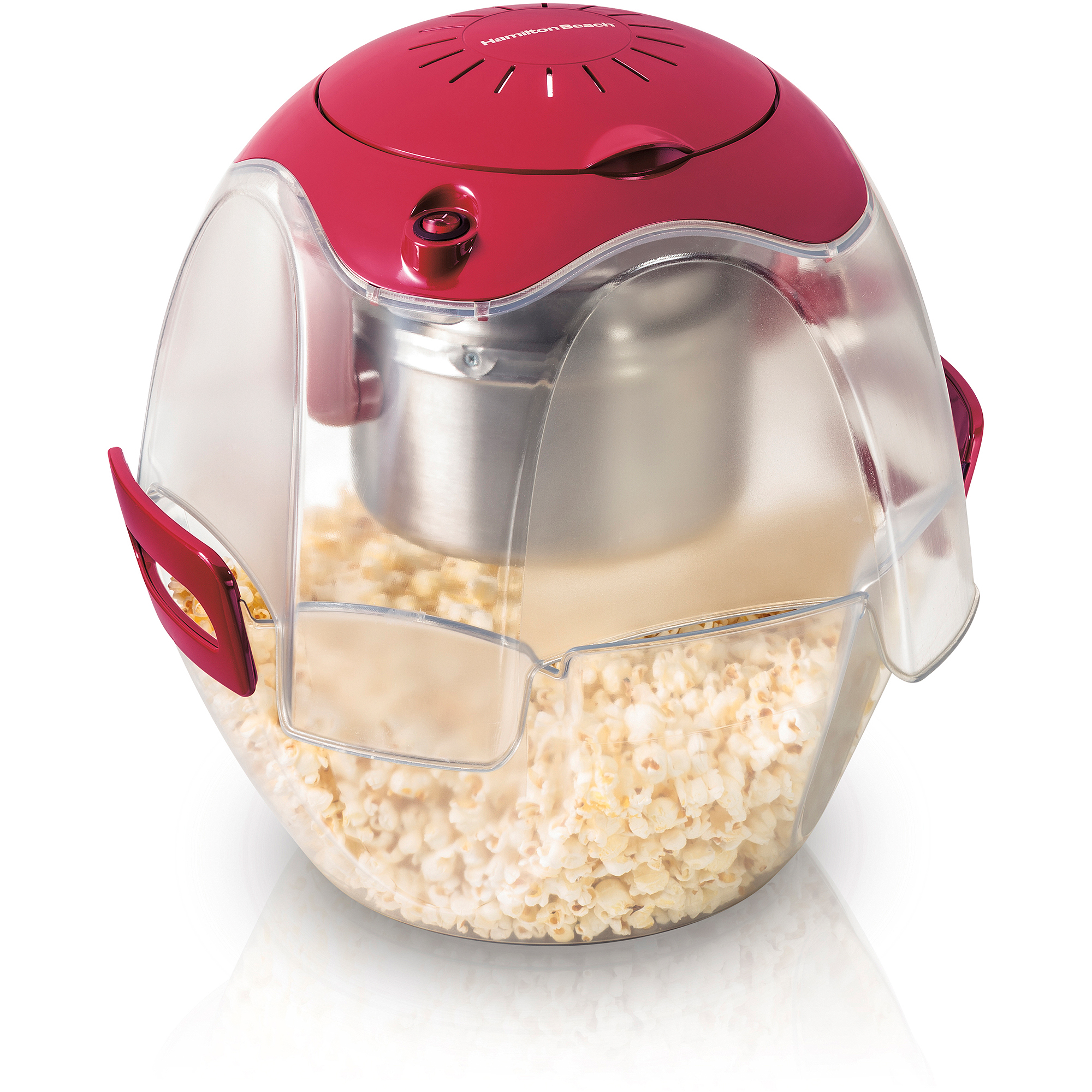 Hamilton Beach Party Popcorn Maker, Red