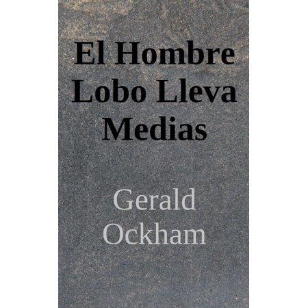 El Hombre Lobo Lleva Medias - eBook](Hombre Lobo Halloween)