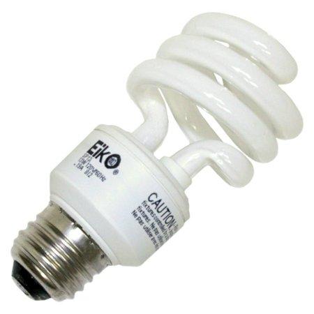 Eiko 00032 - SP13/35K Twist Medium Screw Base Compact Fluorescent Light Bulb