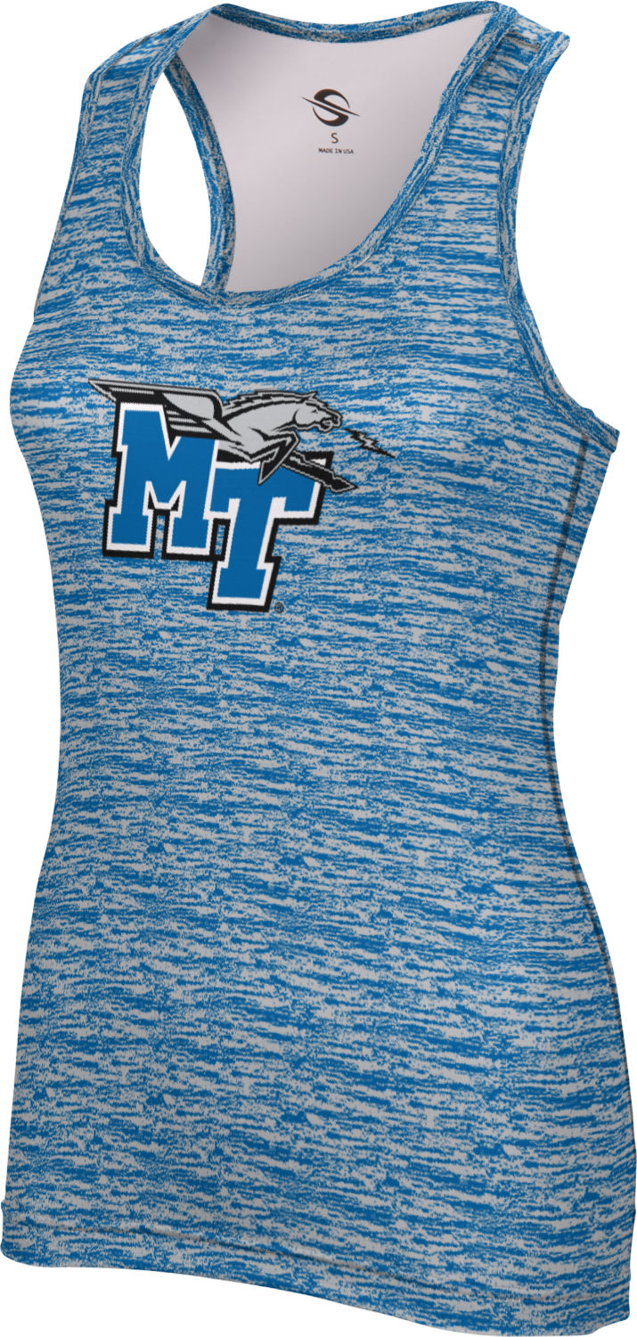 ProSphere Women's Middle Tennessee State University Brushed Performance Tank by
