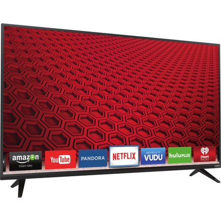 "VIZIO 55"" 1080p 120Hz Smart LED TV - VIZIO Internet Apps, Full-Array LED backlight, 3 HDMI, USB, 802.11n high speed Wi-F"