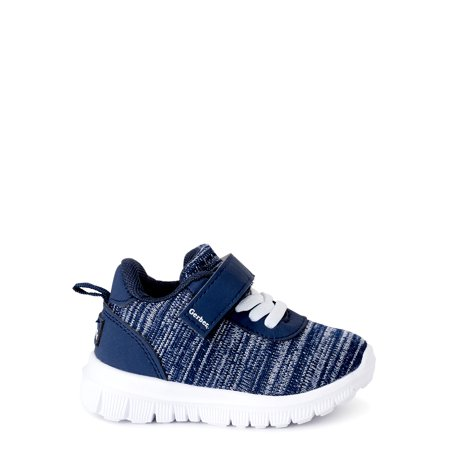 Gerber Baby Boys Single Strap Slip On Sneakers (Infant/Toddler Boys)
