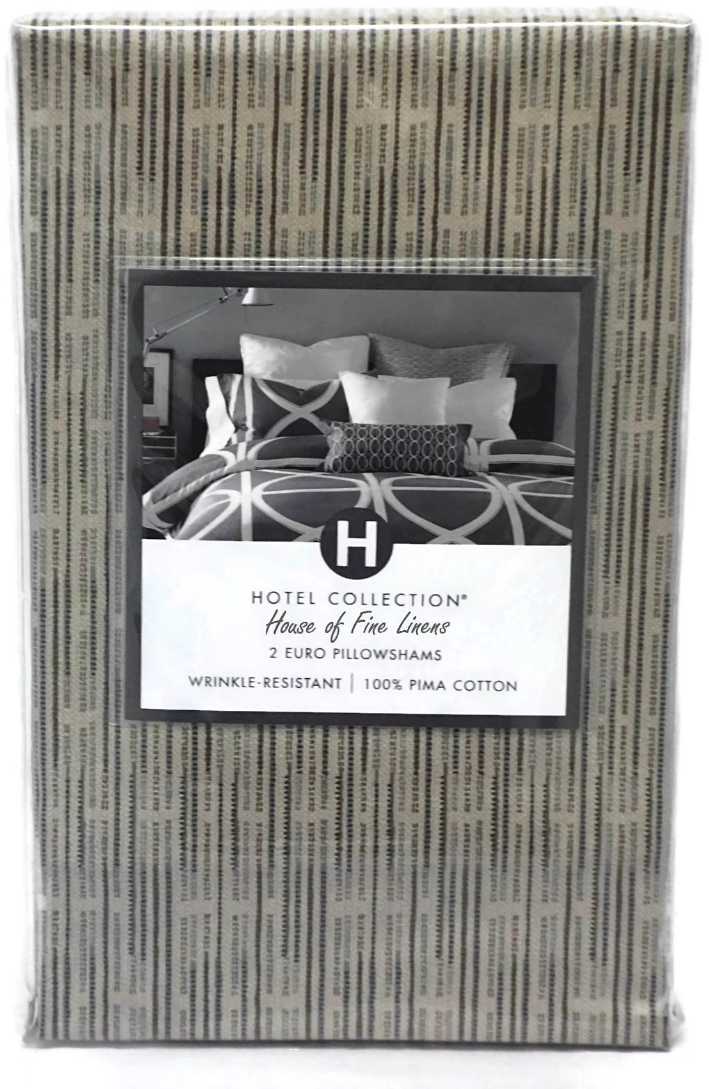 Hotel Collection Transom Charcoal