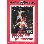 Bloody Pit Of Horror (Full Frame) by IMAGE ENTERTAINMENT INC