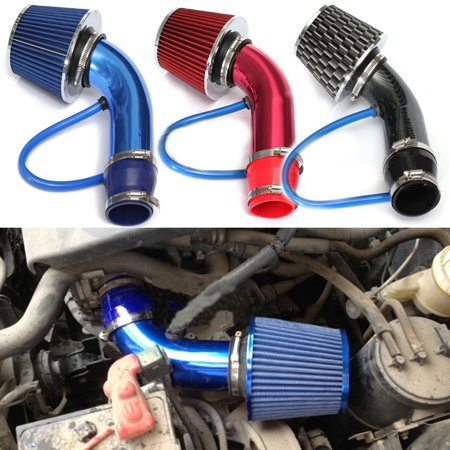 """2.5"""" 3"""" 64mm to 76mm Car Performance Induction Cold Air Intake Air Filter Alumimum Pipe Hose System Universal Modified Vehicle Auto Truck SUV Van MATCC US"""