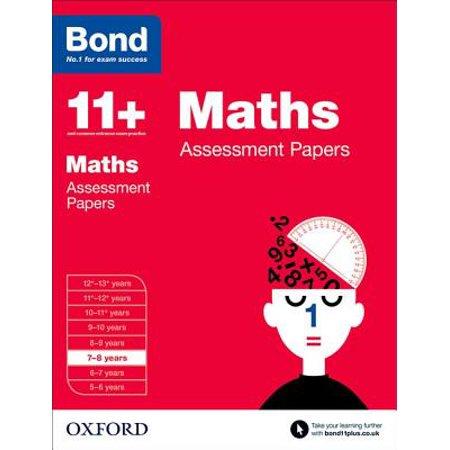 Bond 11+ : Maths: Assessment Papers