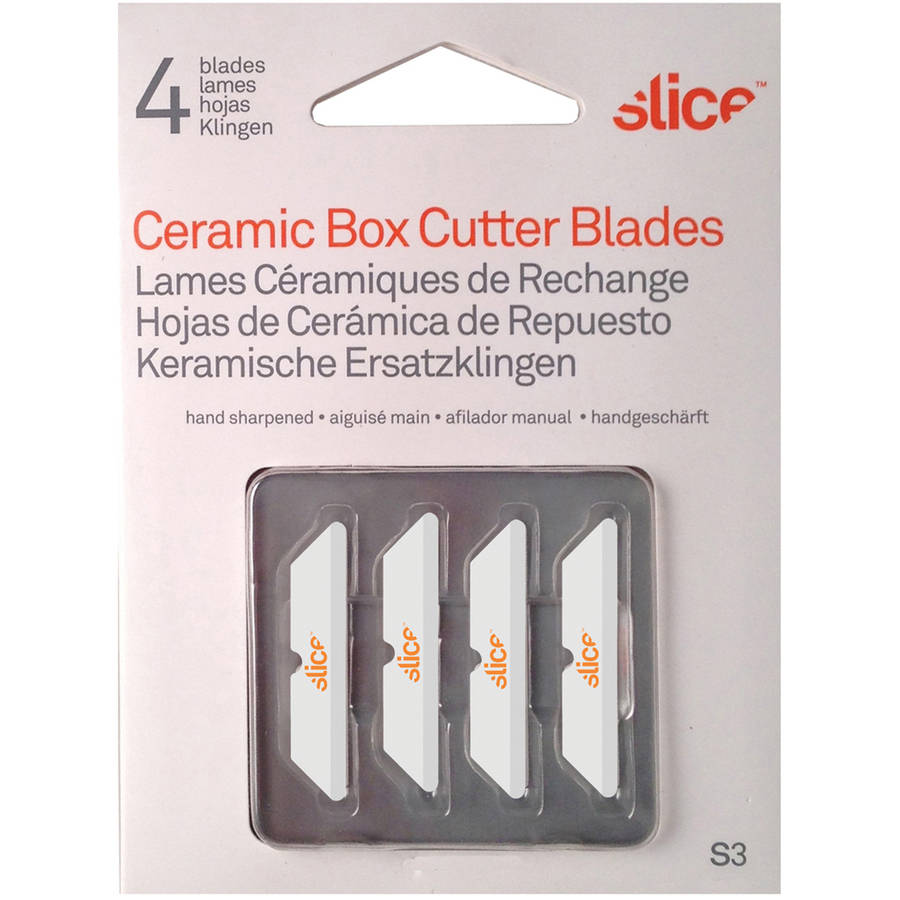 Ceramic Replacement Blades, 4pk