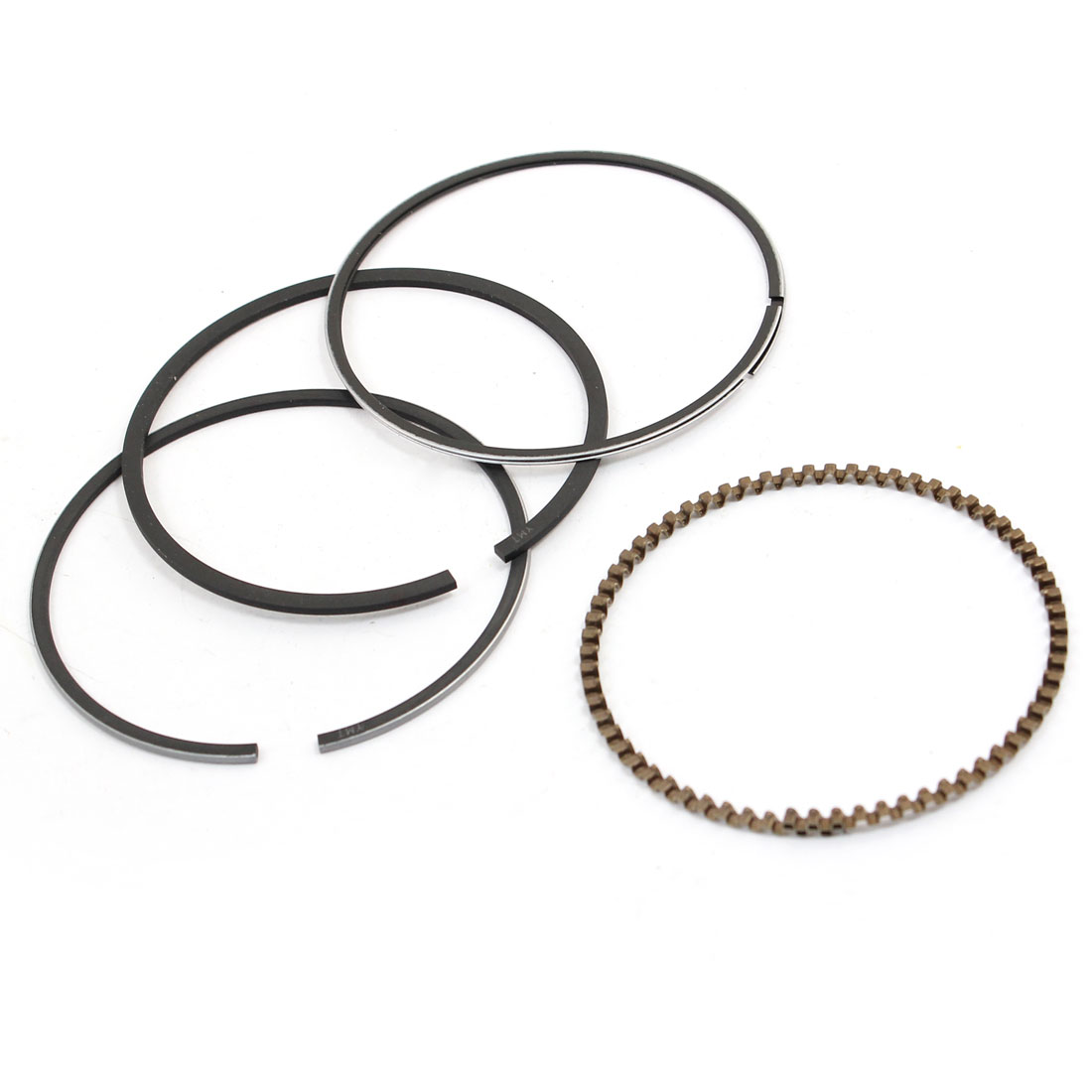 Unique Bargains Spare Part Piston Ring Set for China 168FA 168FB Gasoline Engine 5 in 1