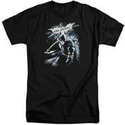 Dark Knight Rises More Than A Man Mens Big and Tall Shirt