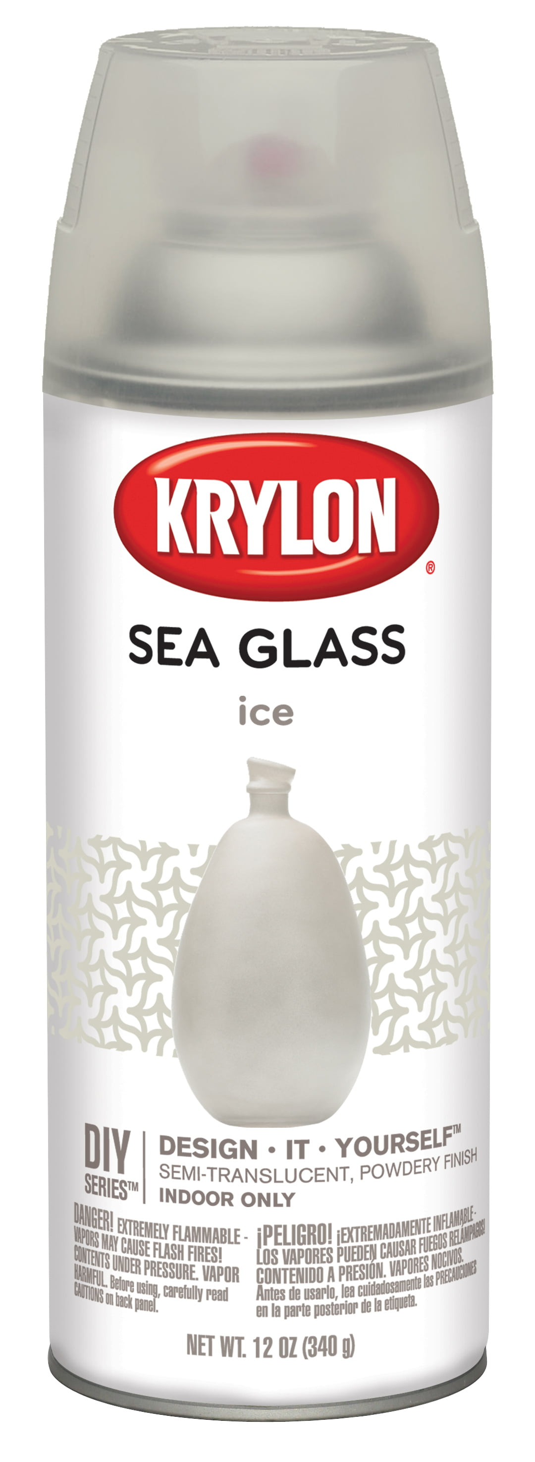 Krylon® Sea Glass Ice Spray Paint, 12-Oz