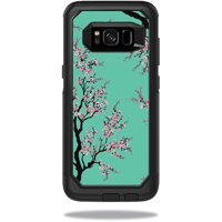 Skin For OtterBox CommuterSamsung Galaxy S8 Case - cherry blossom tree | Protective, Durable, and Unique Vinyl cover | Easy To Apply, Remove, and Change Styles