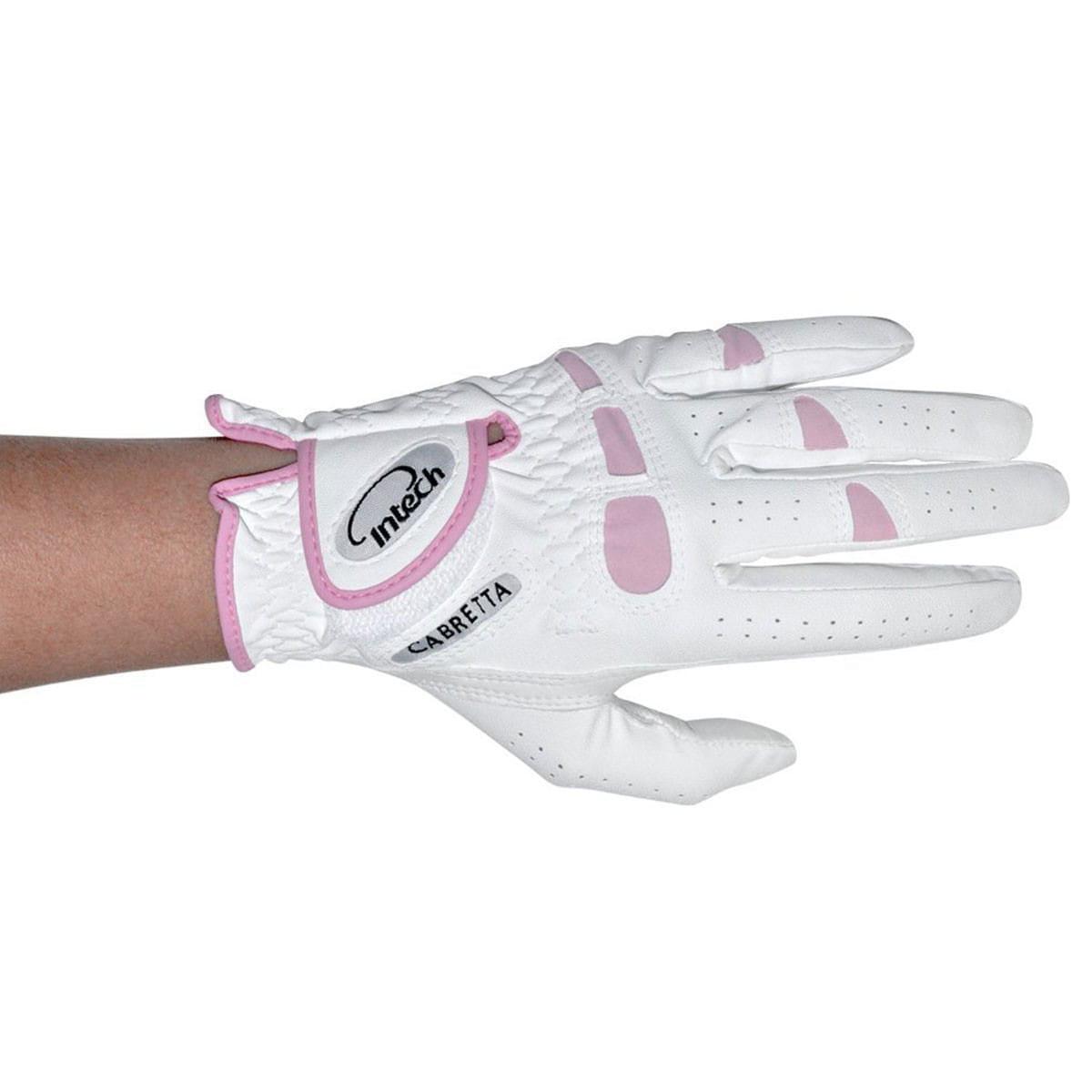 Intech Cabretta Golf Glove Women's RH Large by Intech