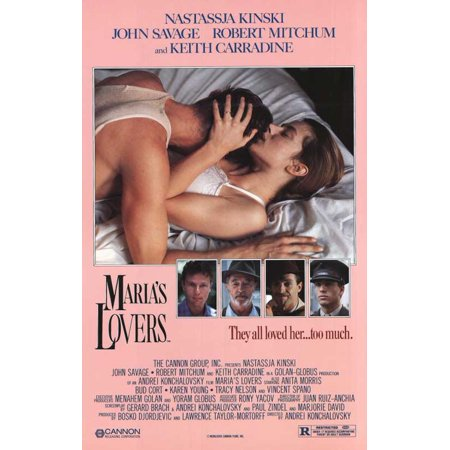 Maria's Lovers POSTER Movie Mini Promo for $<!---->