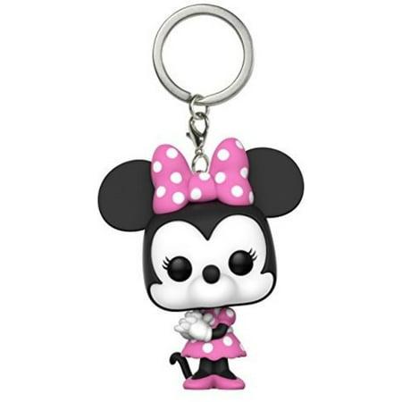 FUNKO POP! KEYCHAIN: Disney - Minnie Mouse