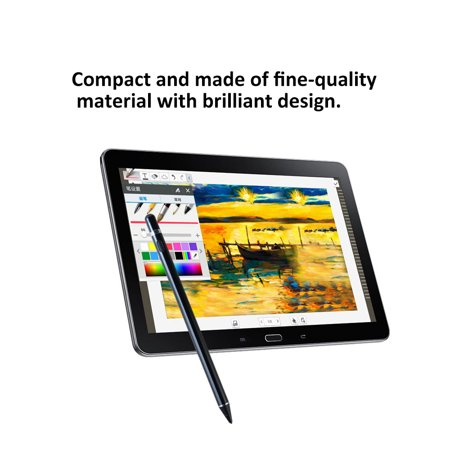 Tablet Pen Pencil New Stylus Capacity Touch Pencil Active Capacitive Ultra-fine High-precision Painting Pen Phone Tablet Android Universal Capacitor - image 6 de 7
