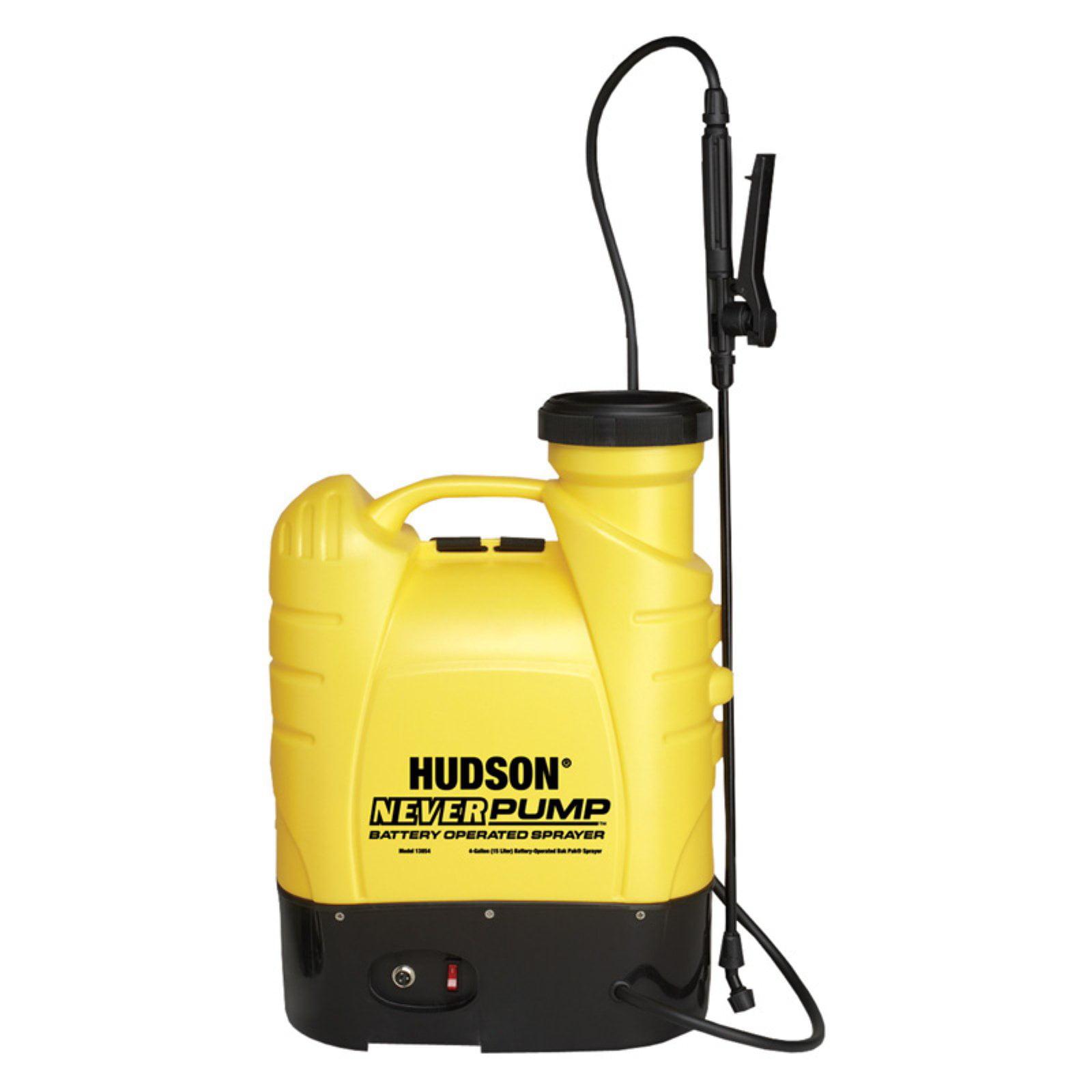 H.D. Hudson NeverPump Bak-Pak Sprayer by H. D. Hudson