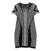 French Connection Womens Twilight Knit Sheath Dress