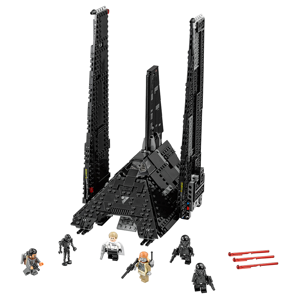 Lego Star Wars Tm Krennics Imperial Shuttle 75156 Walmart
