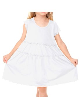 da6f43c7a643 KAVIO Big Girls Dresses   Rompers - Walmart.com