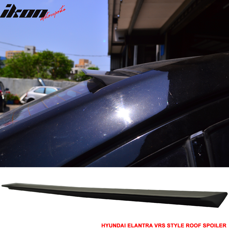 For 11-15 Hyundai Elantra 5th VRS Style Roof Spoiler Wing - PUF