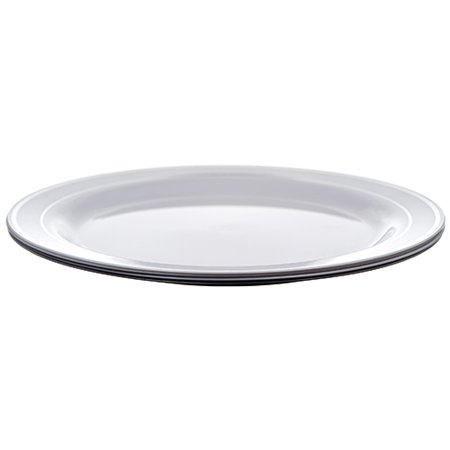 New 372928  Plastic Plates 7.5