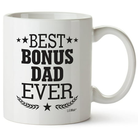 Step Dad Gifts For LS Fathers Day Gift Father Birthday Dads From Best Funny Cool Super Amazing Happy Great Gag Prime Daughter Son