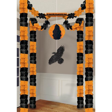 RAVEN ALL-IN-ONE DECORATION - Raven's Halloween Haven