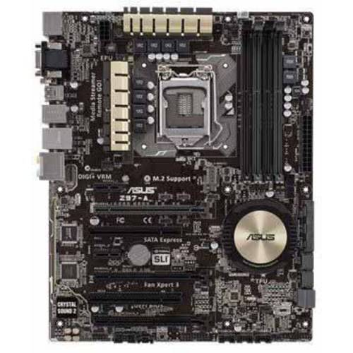 ASUS Z97-A USB 3.1 Motherboard