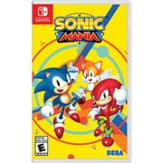 Sonic Mania, Sega, Nintendo Switch, 010086770100