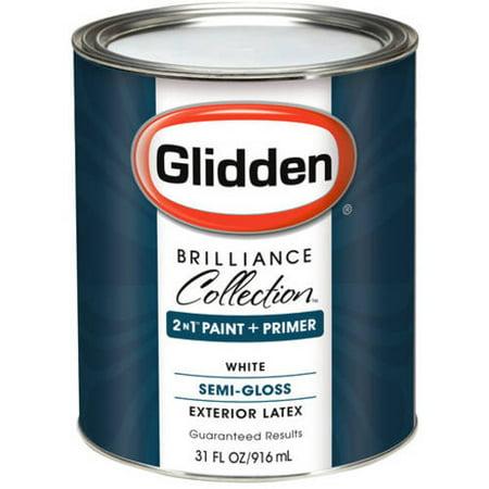 Glidden High Endurance Plus Exterior Paint Semi Gloss
