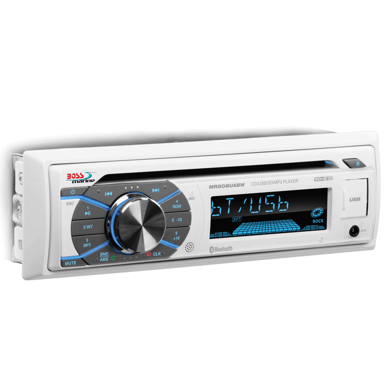 Boss Audio MR508UABW Boss Mp3/Cd/Am/Fm/Bt Receiver